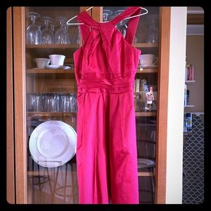 Bridesmaids gown size 2